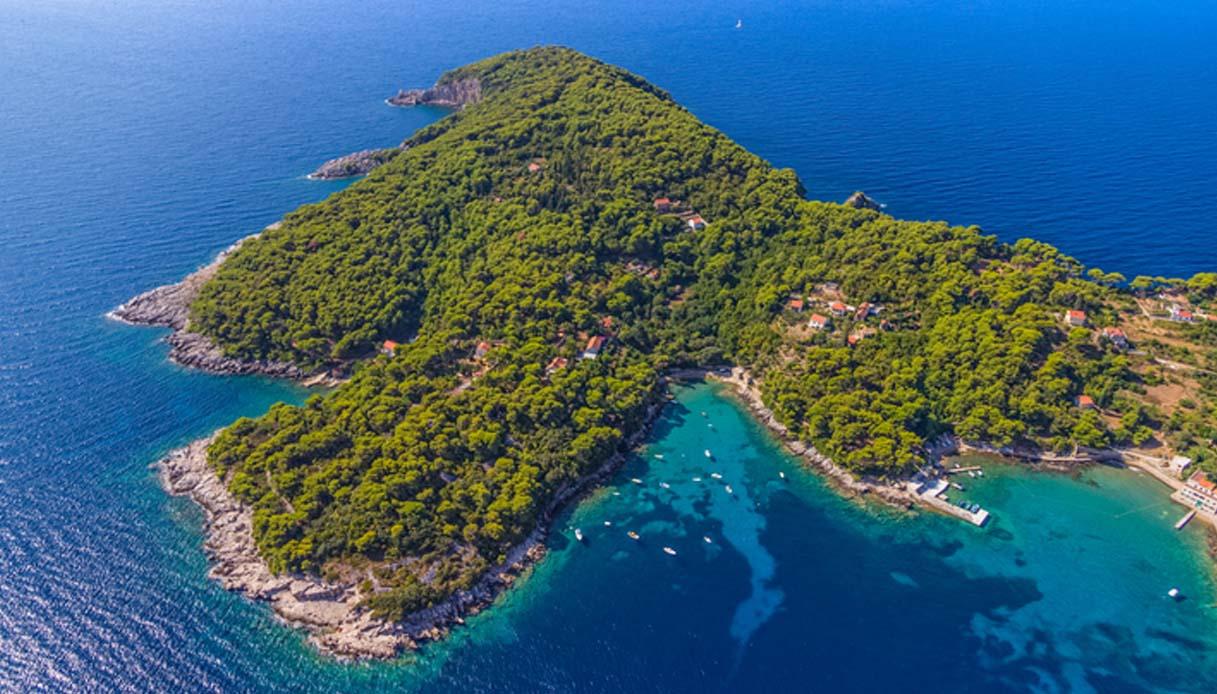 Calamotta, l'isola tropicale della Croazia