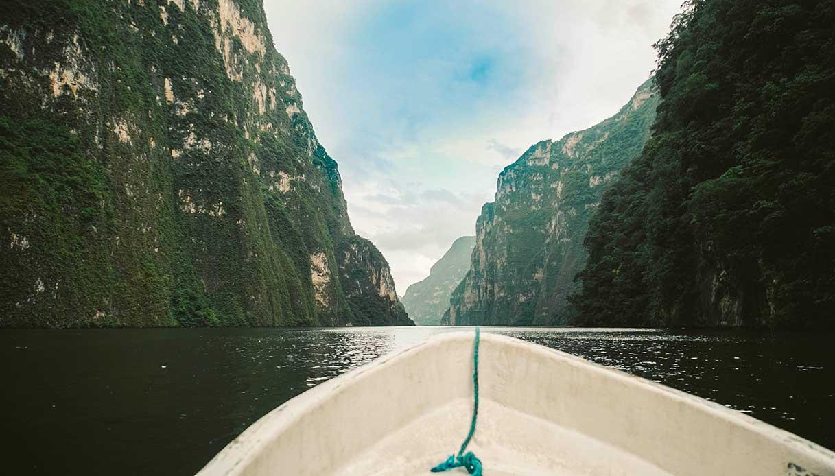 Chiapas Canyon del Sumidero