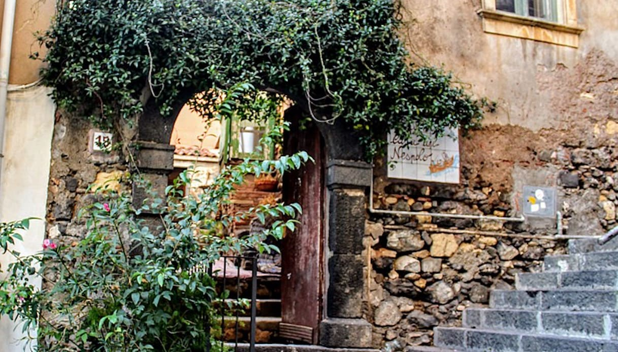 Casa del Nespolo, Aci Trezza