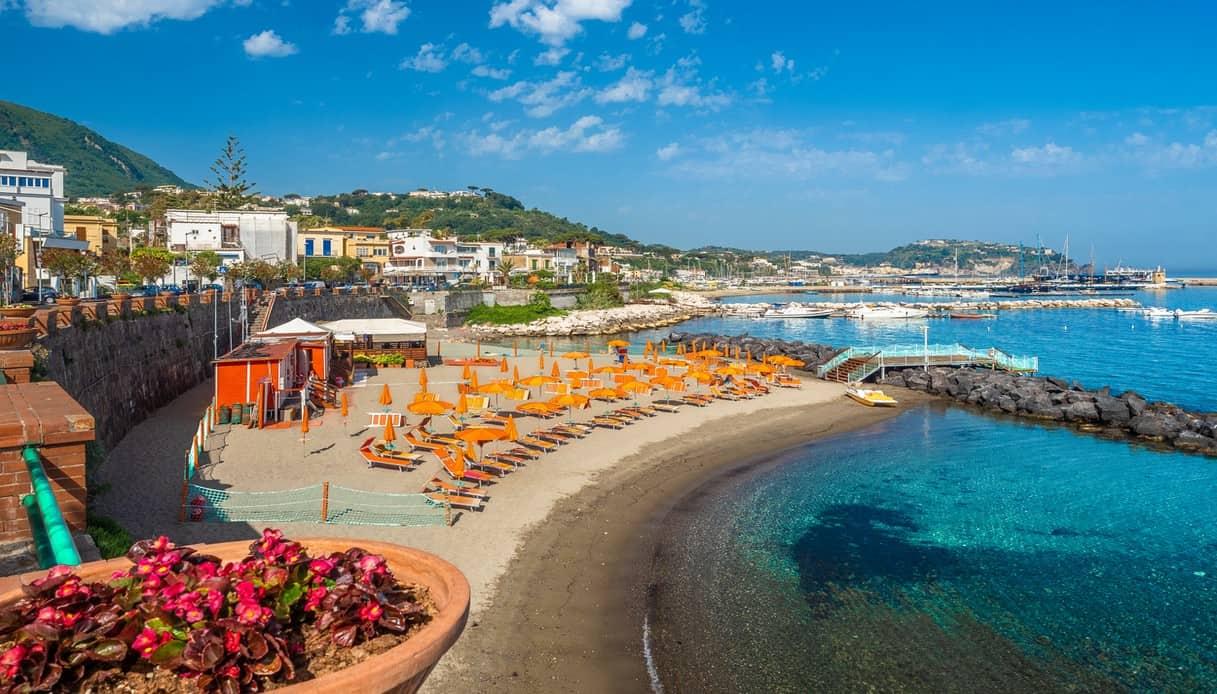 Casamicciola Terme, l'incantevole porto turistico dell