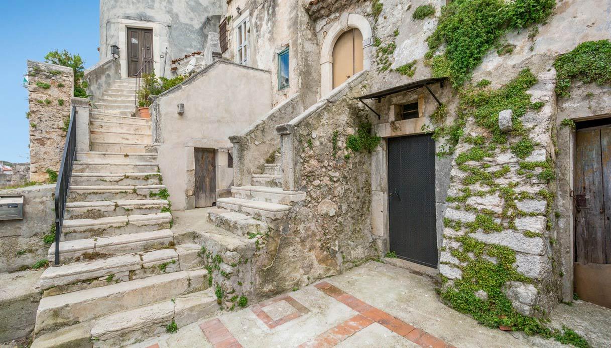 Scorci medievali a Vico del Gargano