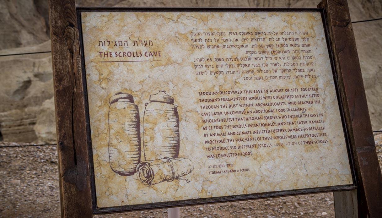i Rotoli del Mar Morto