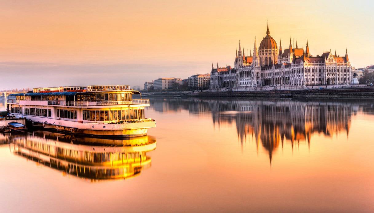 Crociera musicale sul Danubio