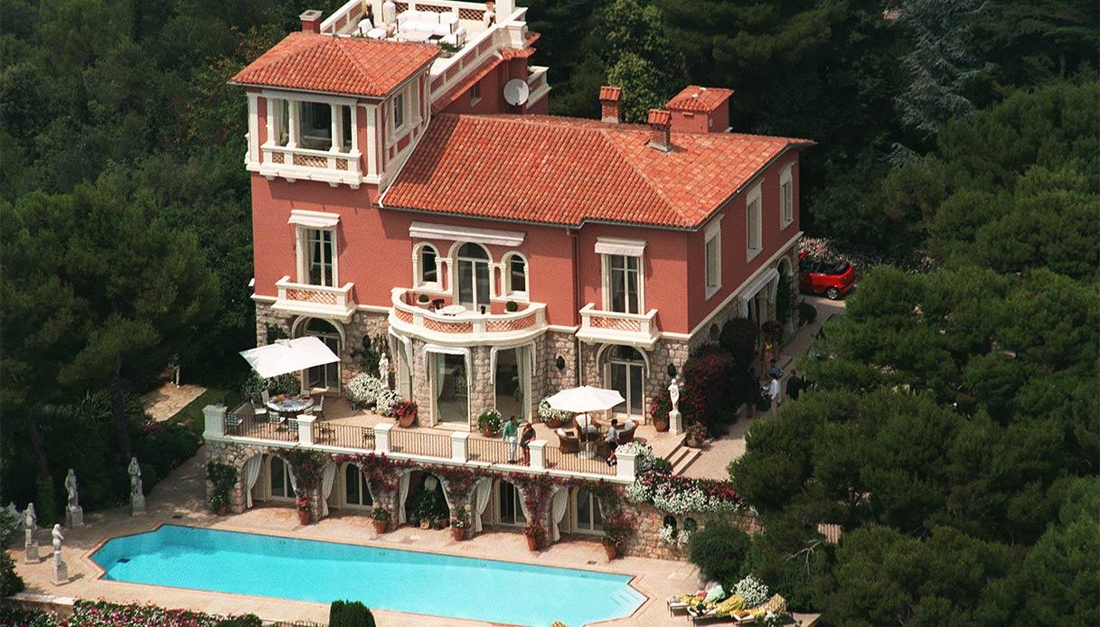 La villa di Nizza di Elton John