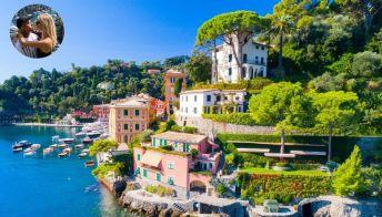 Fedez e Chiara Ferragni scelgono Portofino per il loro primo anniversario