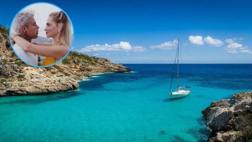 Jet privato, yacht, villa: quanto costa una vacanza a Ibiza come Chiara Ferragni