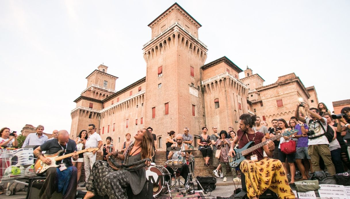 Ferrara è la meta perfetta per una vacanza tra agosto e settembre
