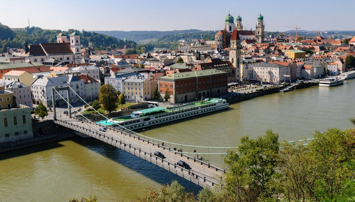Passau in Germania