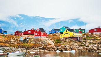 Per la prima volta MSC Crociere raggiunge la Groenlandia