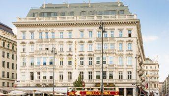 Il caffé di Vienna dove si mangia la Sacher più buona è questo
