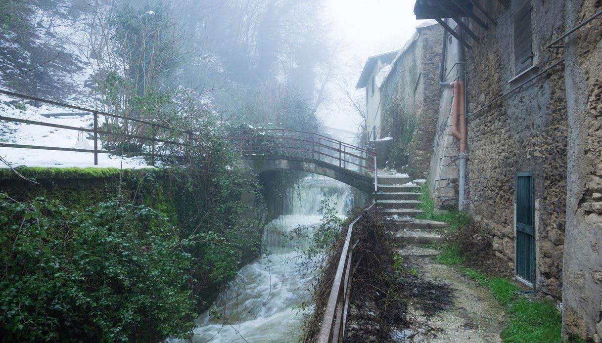 Il fiume di Tagliacozzo
