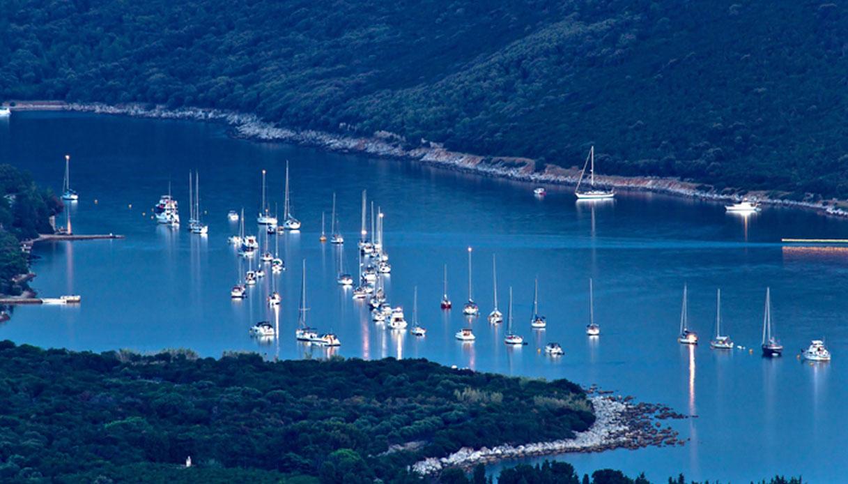 Ilovik, l'isola dell'Asinello in Croazia, è il paradiso per gli escursionisti