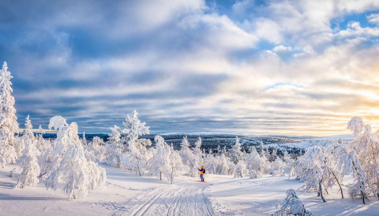 In Svezia sta per aprire un nuovo aeroporto al servizio degli sciatori