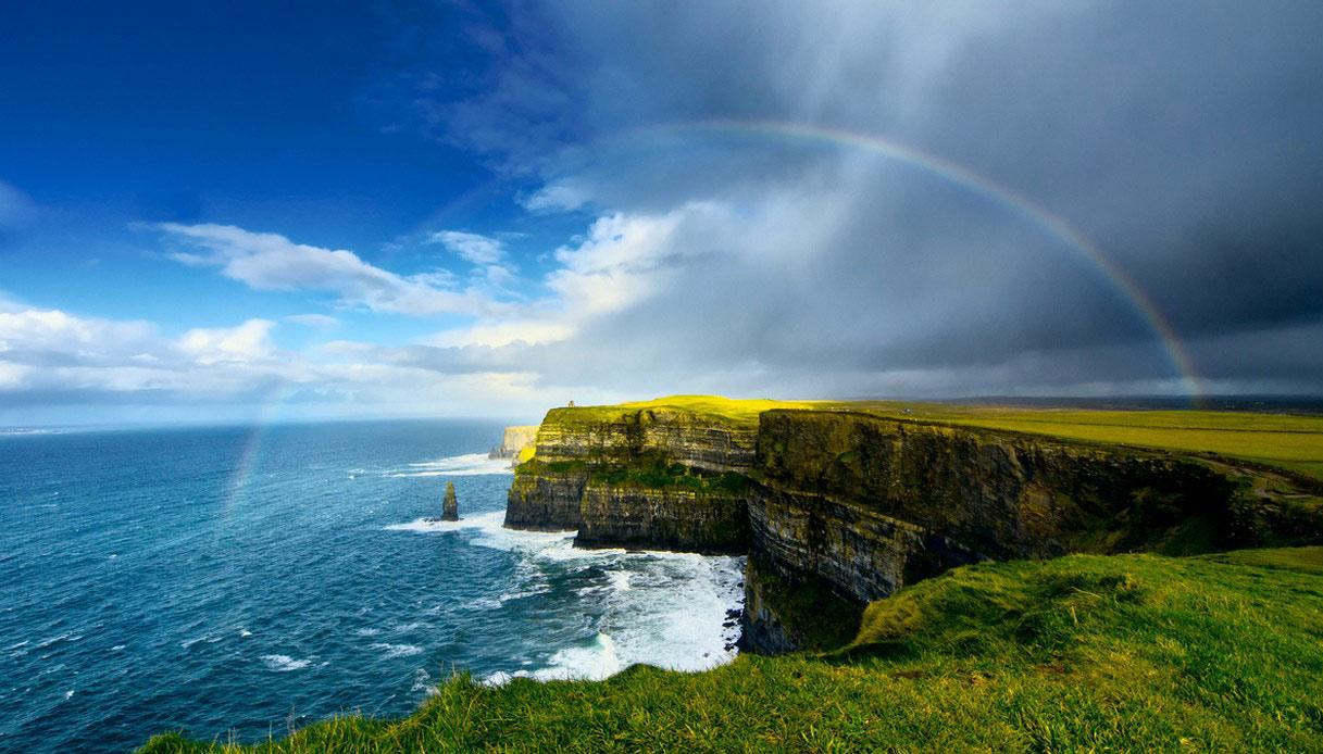 Irlanda, terra di poeti e magia