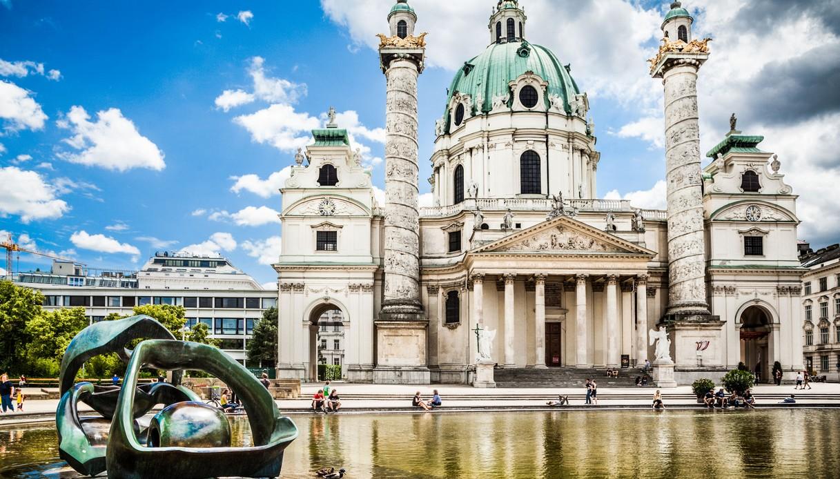 Scorcio di Vienna