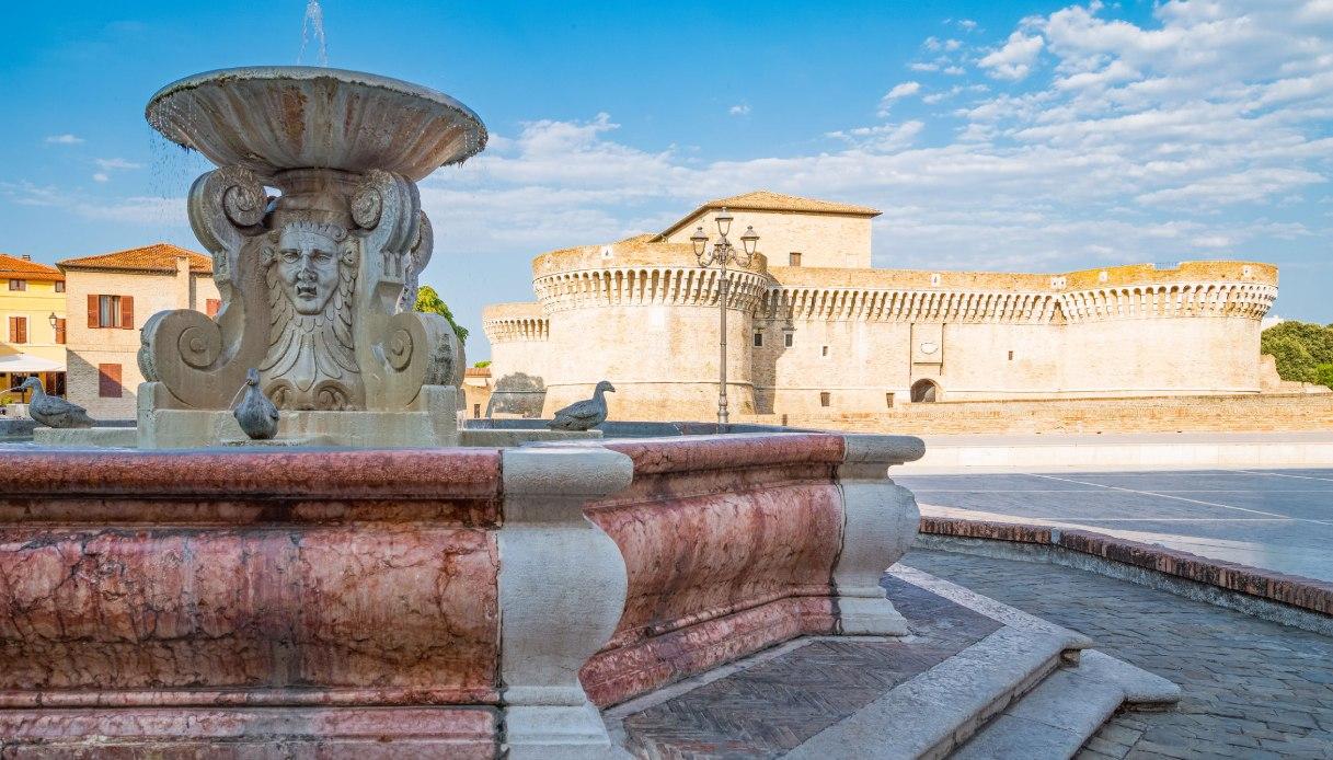 Senigallia, la Rocca Roveresce