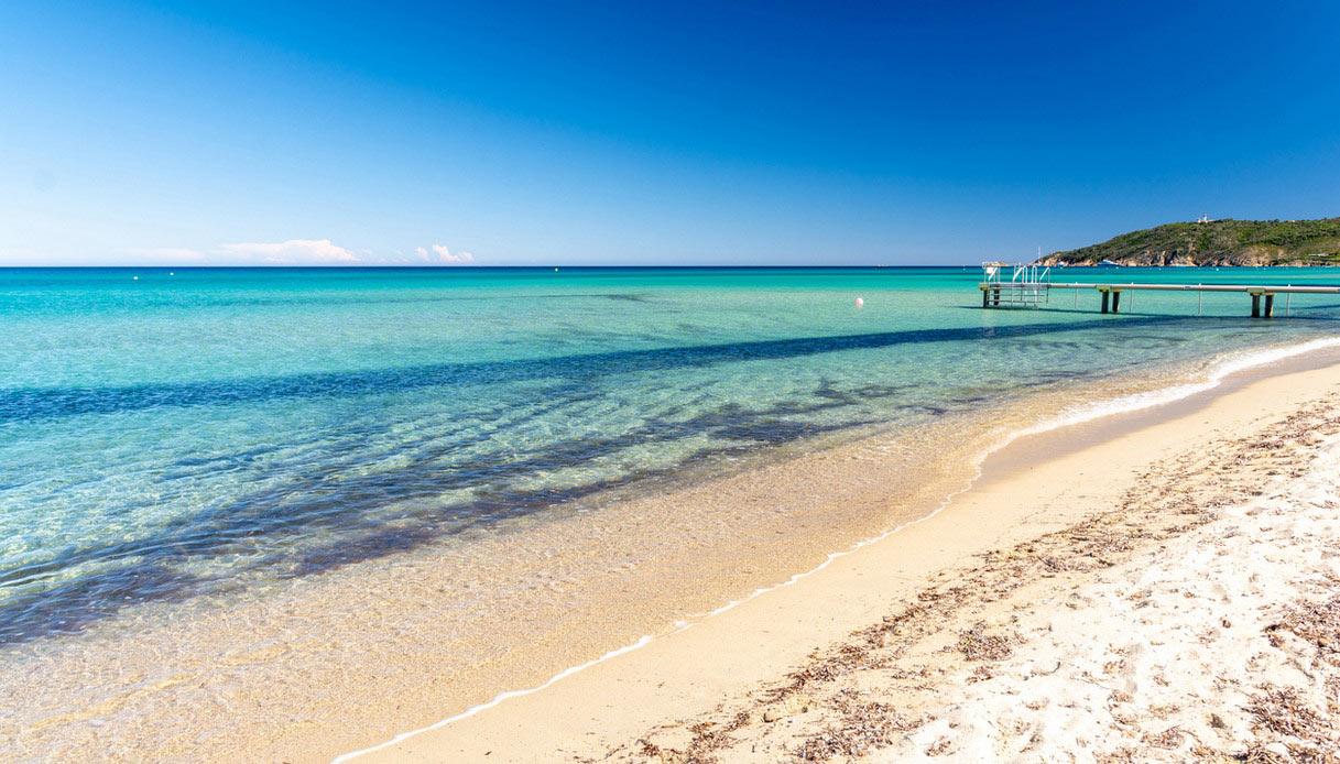 La spiaggia di Pampelonne