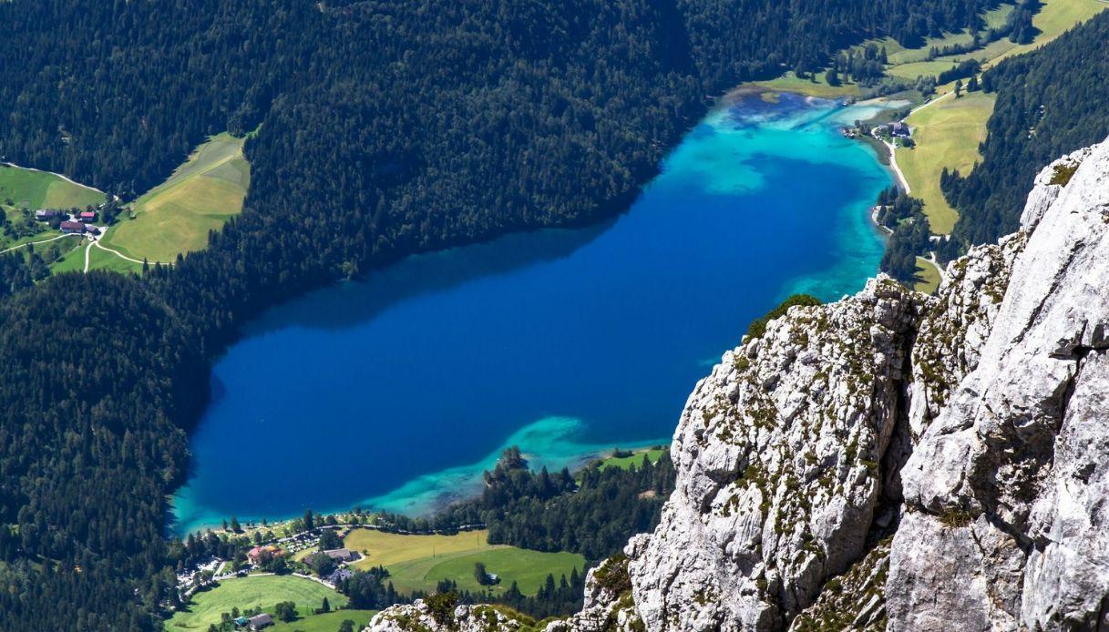 Lago Hintersteiner See