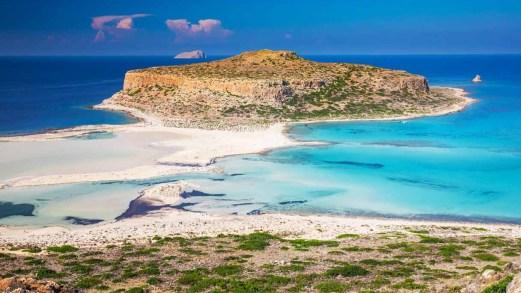 La laguna di Balos, i Caraibi nel Mediterraneo