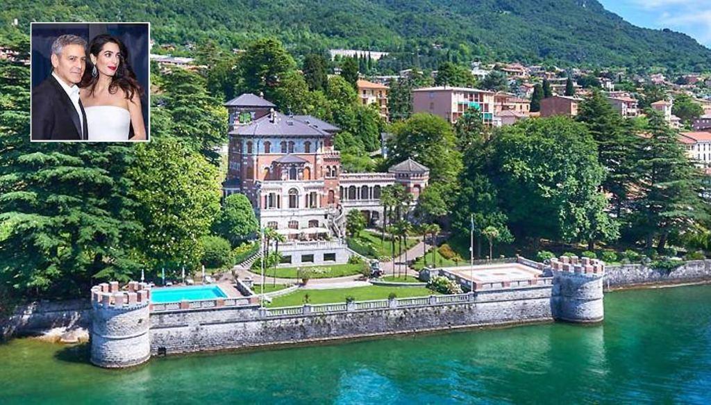 Lierna Il Borgo Sul Lago Di Como Scelto Da George Clooney Siviaggia