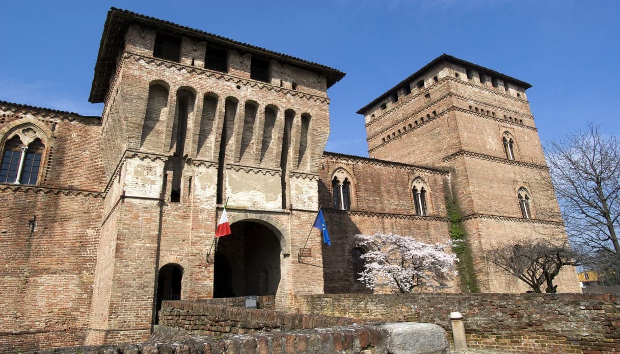 pandino castello