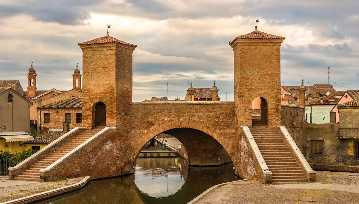 Trepponti, Comacchio
