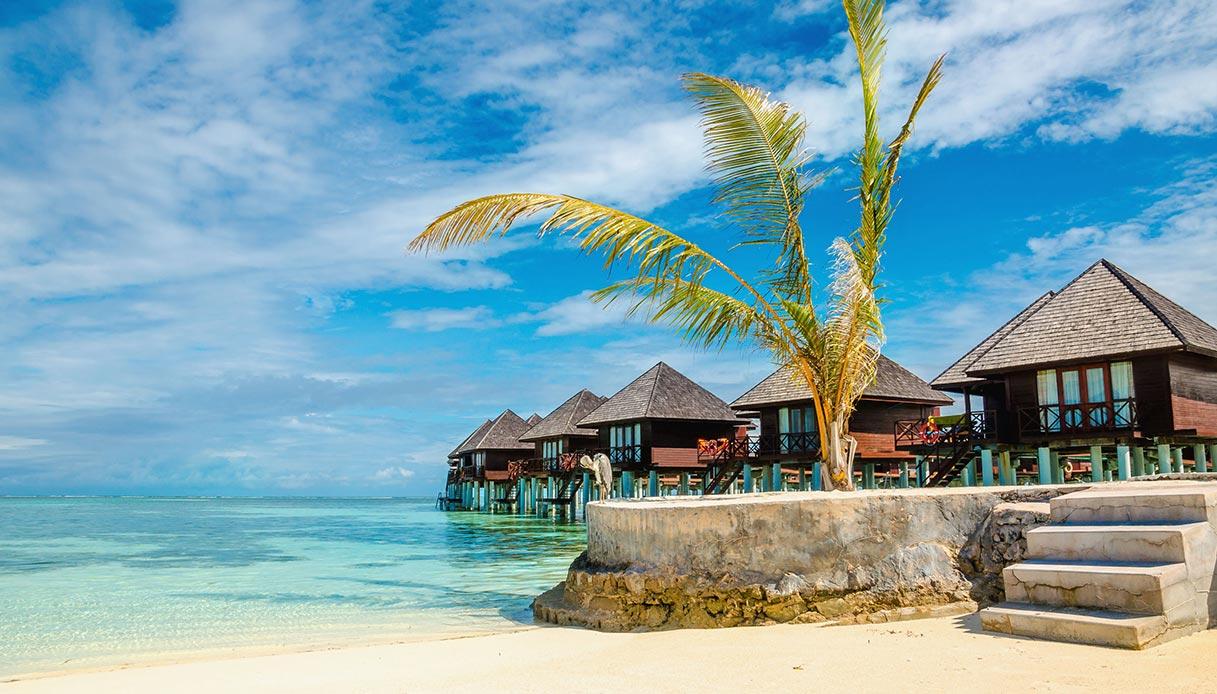 Resort su un Isola