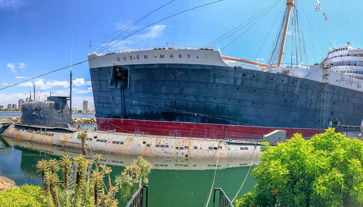 Queen Mary, la nave più lussuosa e spaventosa del mondo