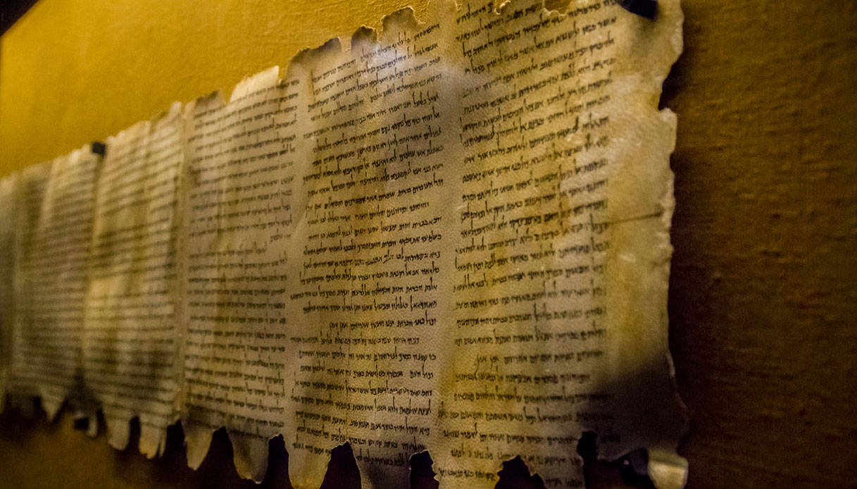 Svelati i misteri custoditi dai rotoli del Mar Morto