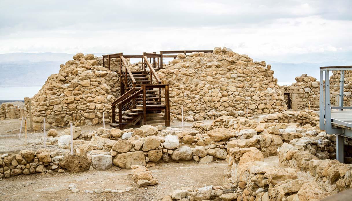 I Rotoli del Mar Morto furono scoperti nel 1947