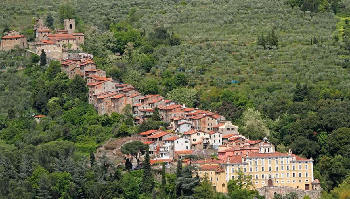 Collodi, il borgo della Toscana che rende omaggio a Pinocchio