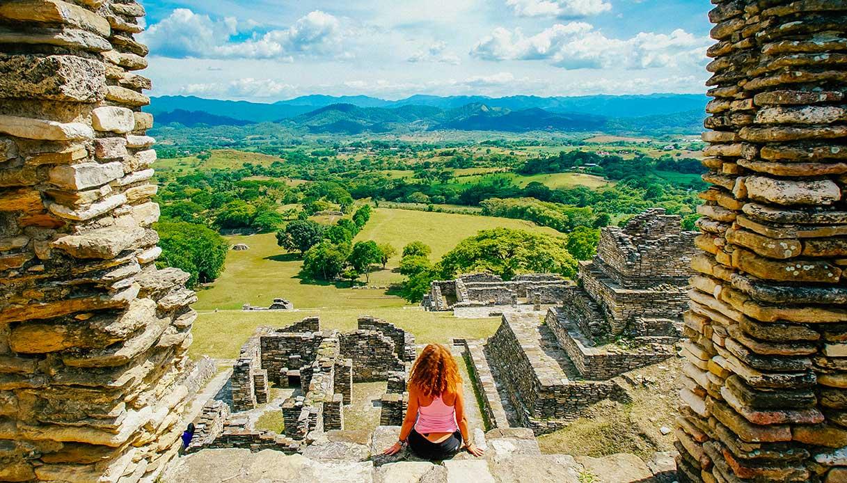 piramide maya chiapas