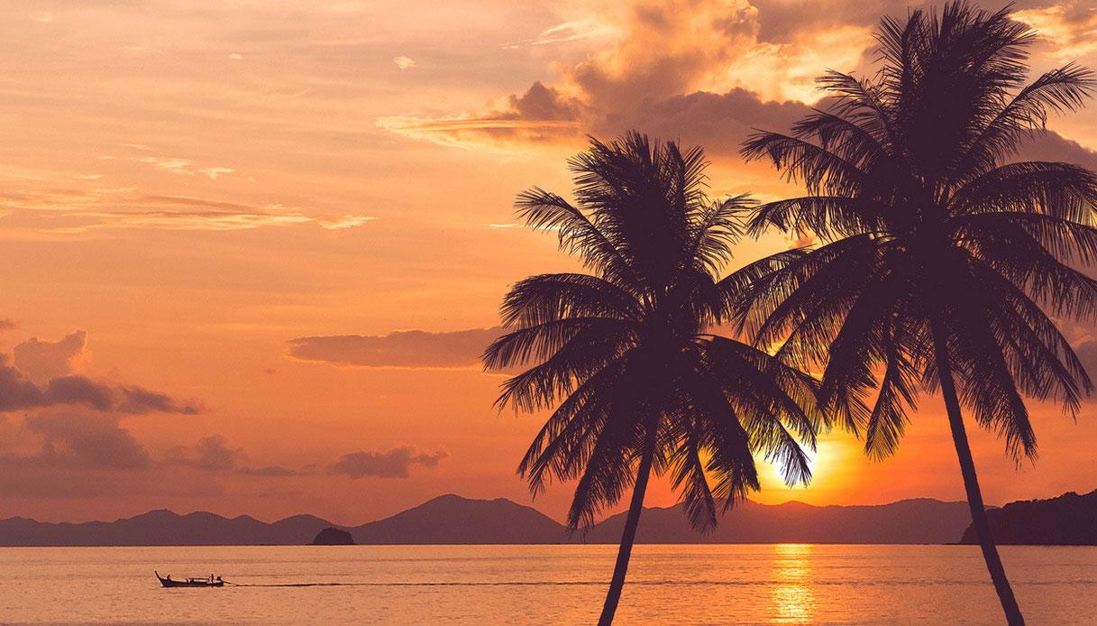 Spiagge dell'Indonesia