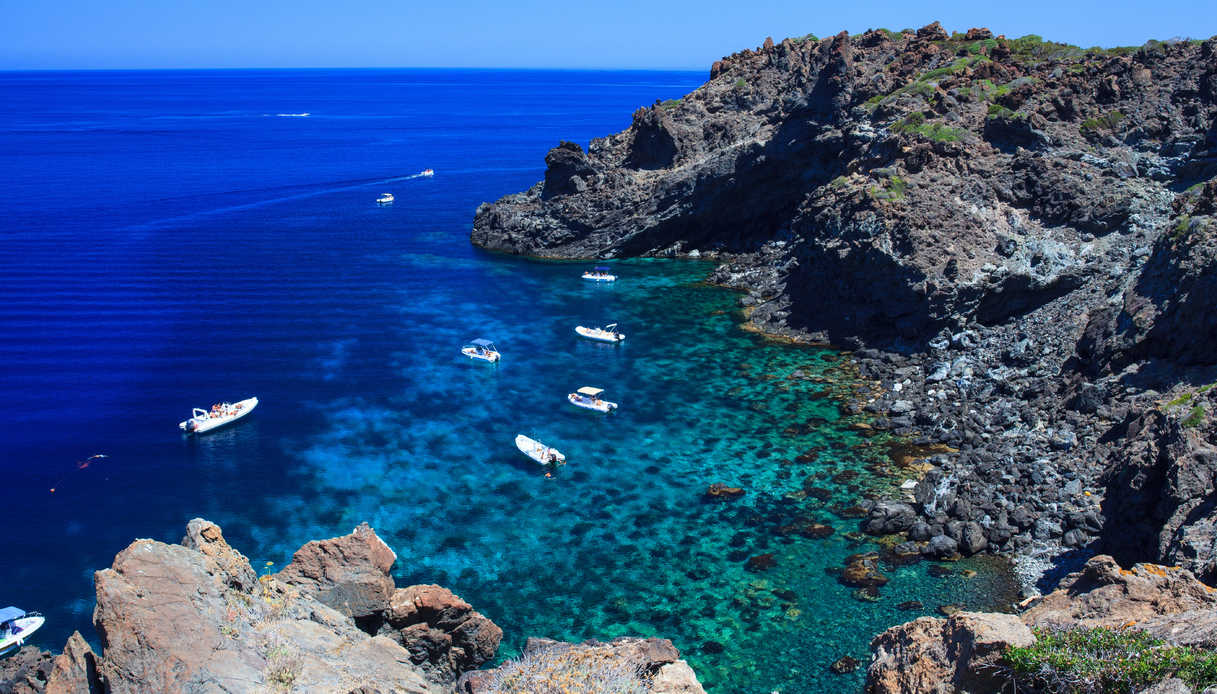 Quali spiagge vedere a Pantelleria