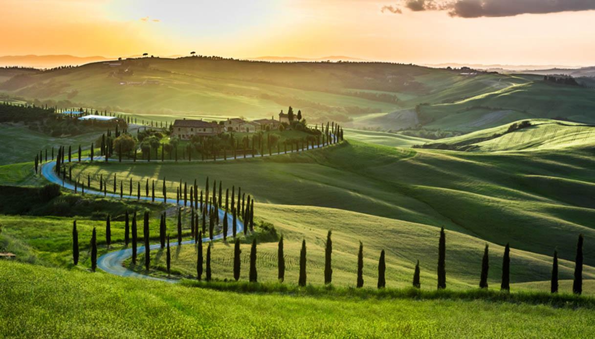 La regione d'Italia preferita dagli sposi, vip compresi, è la Toscana