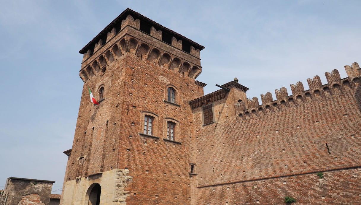 urgnano castello
