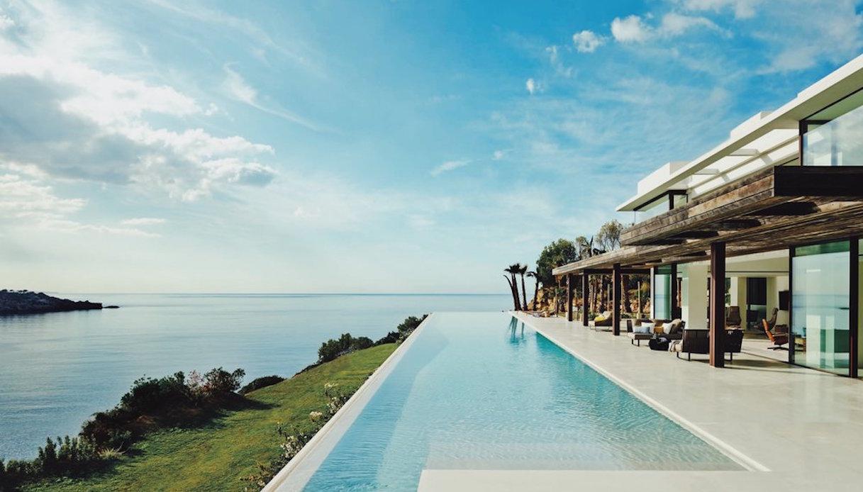 Villa di Meghan a Ibiza