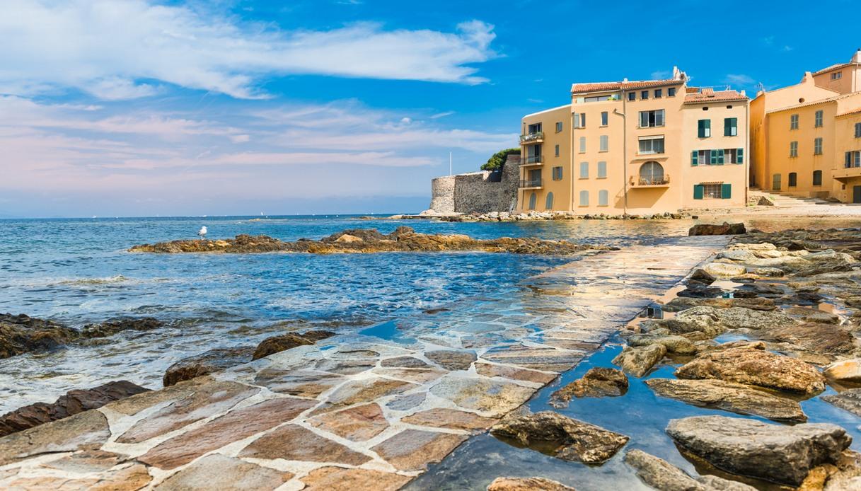 Vista di Saint Tropez