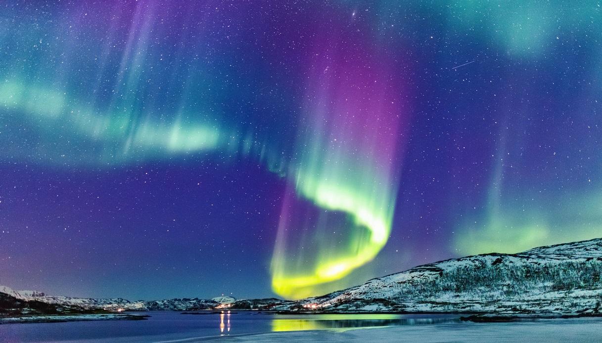 Aurora boreale in Norvegia: quando, dove e come vederla ...