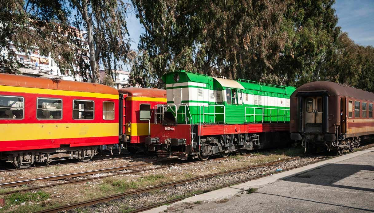 albania-treno