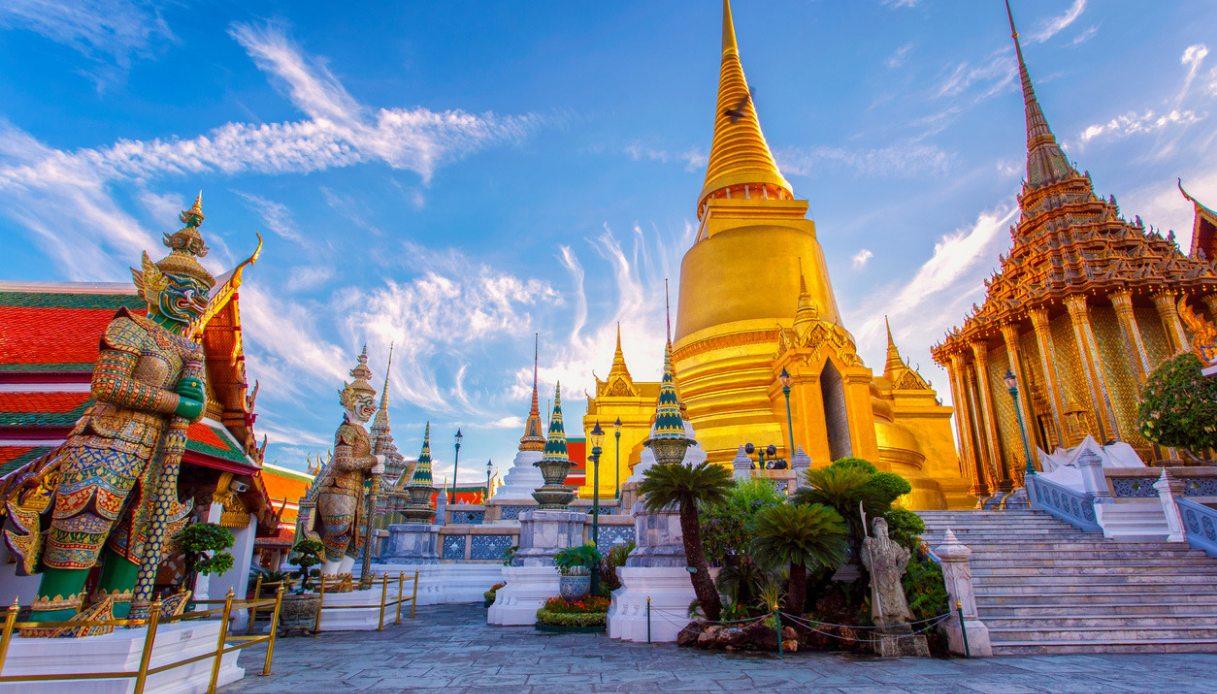 I templi di Bangkok