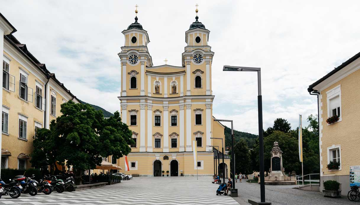 Basilica-San-Michele-Mondsee