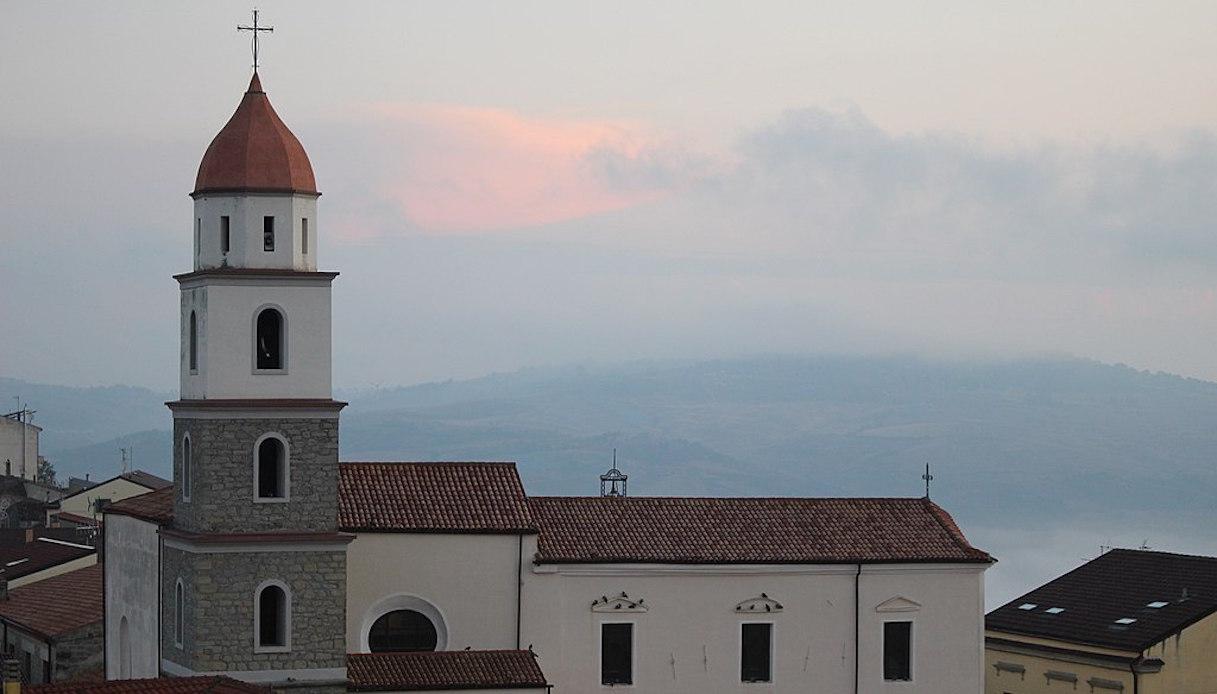 La chiesa madre di San Nicola