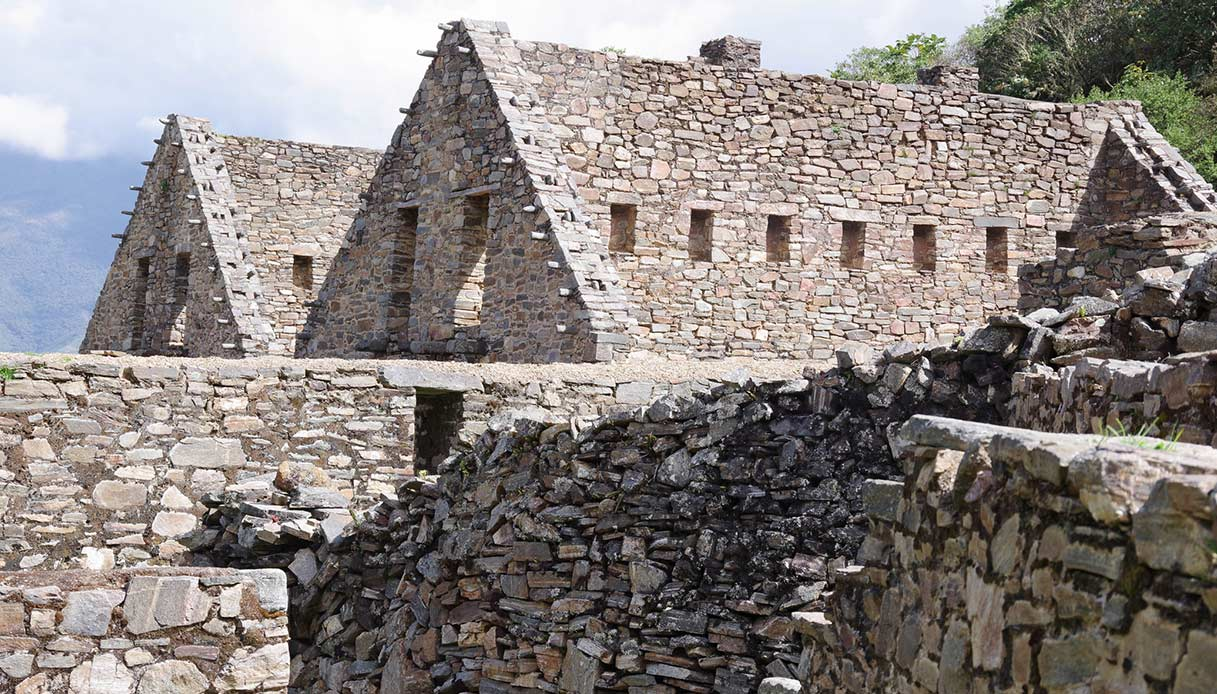 Case a Choquequirao