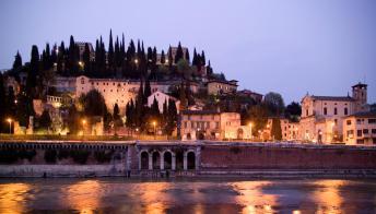 Cosa vedere sulla collina di Castel San Pietro a Verona