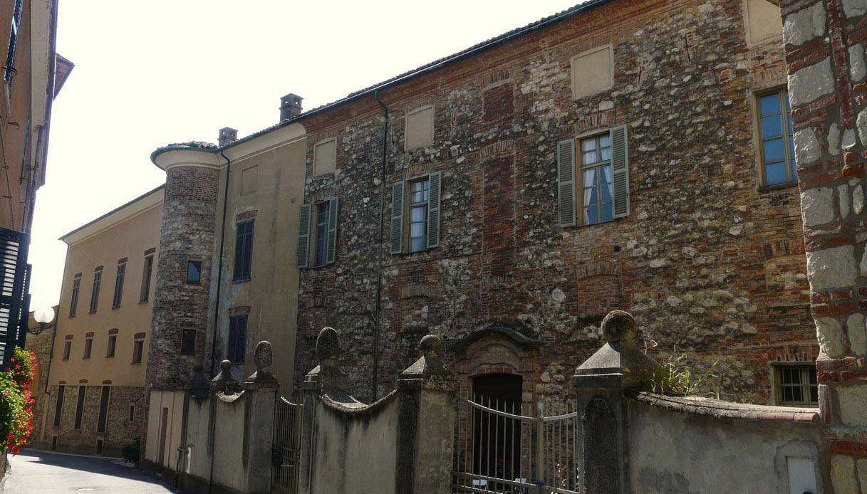 Centro storico di Cella Monte