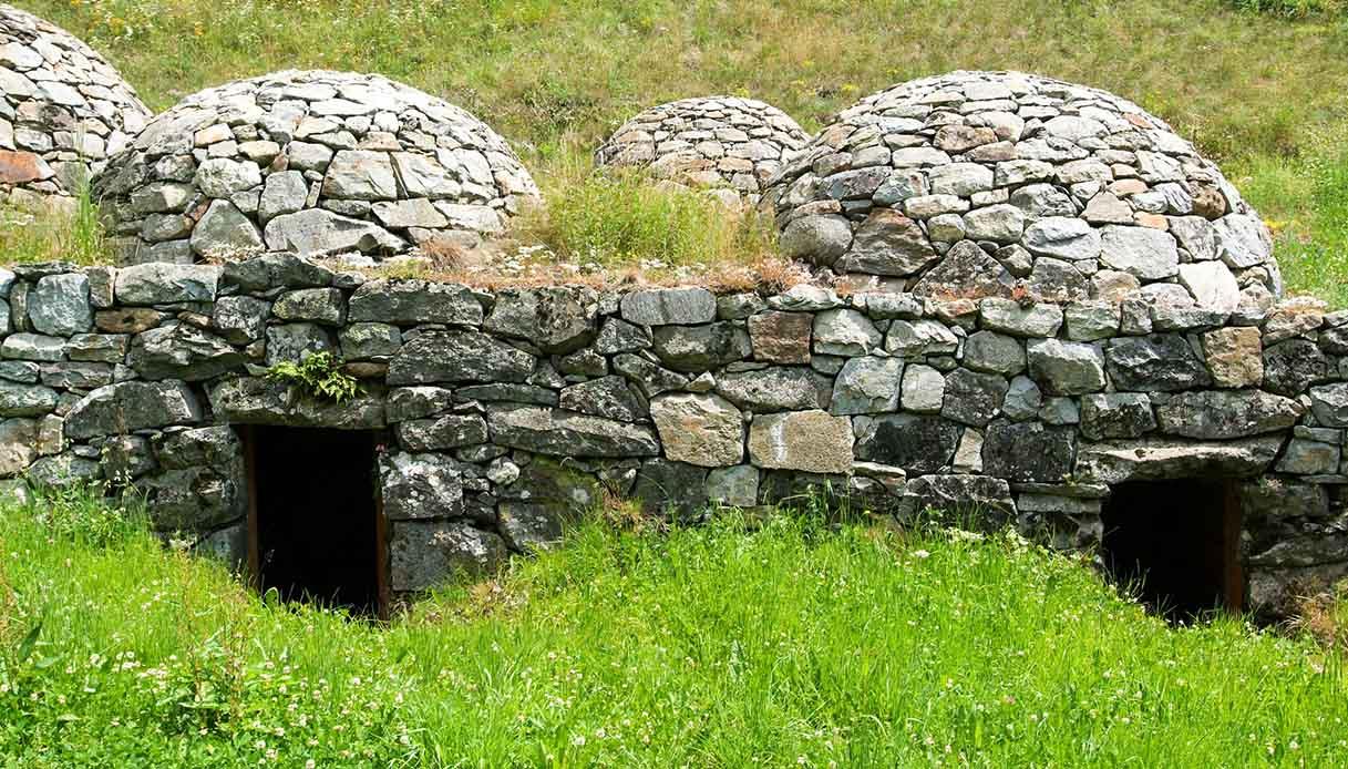 Sagra dei Crotti nel borgo di Chiavenna