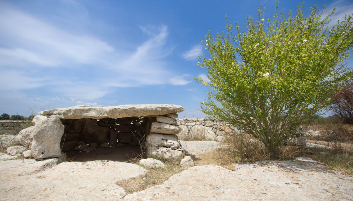 dolmen giurdignano