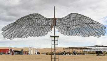 Gobi Heaven, il festival di arte e musica nella profonda Mongolia