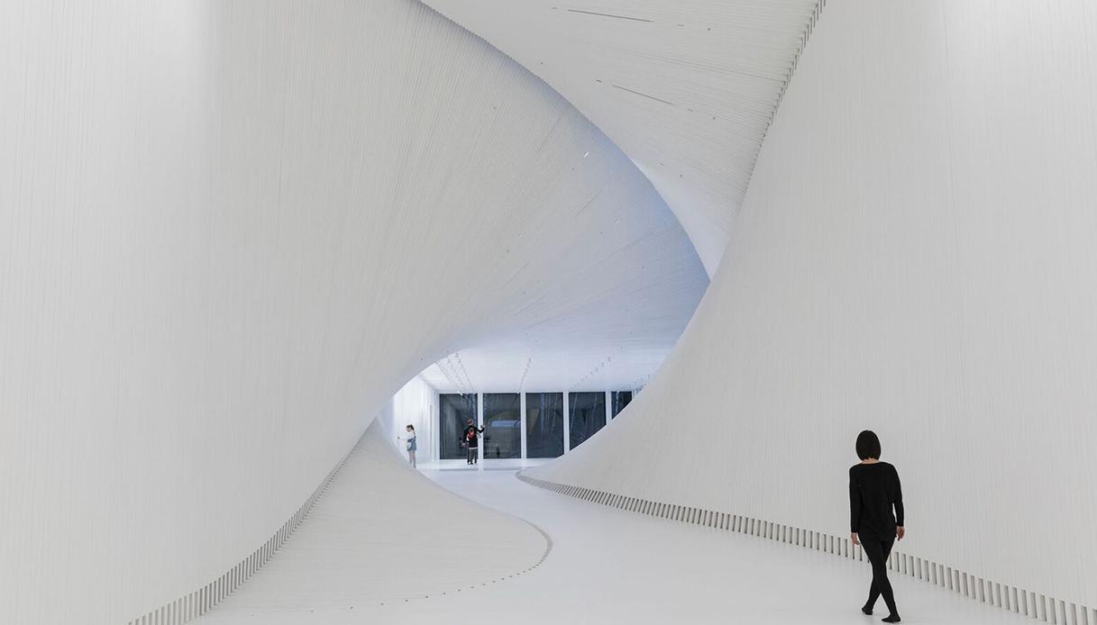 il più grande museo scultura del mondo